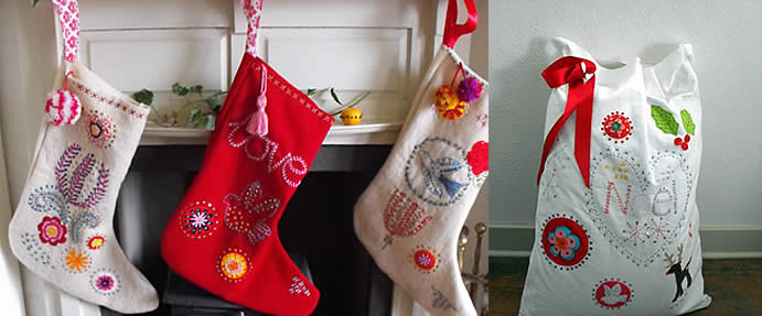 Christmas Stockings & Santa Sacks